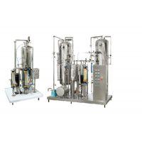 DZGF24-24-8PET瓶盐汽水、含气饮料 果味汽水 碳酸饮料设备 三合一
