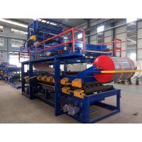 泡沫岩棉一体机980,950泊头华阳压瓦机专业生产