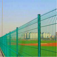 铁路防护网 公路养护隔离栅 低碳钢丝框架隔离护栏