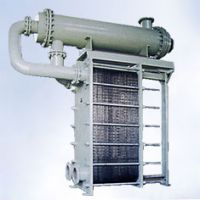 石家庄SH汽水板式冷凝器液液板片冷却器半容积式冷凝器