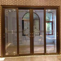 佛山美多裕门窗供应铝合金门窗 定制欧式推拉门 隔音
