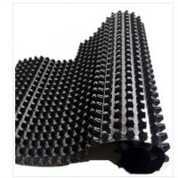 山东宏祥塑料立体防排水板的施工工序以及注意事项