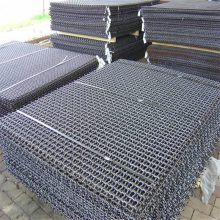 养猪轧花网 大丝编织网 过滤筛分钢丝网