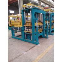 供应码头联锁块设备 透水砖制砖机