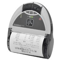 河南郑州现场开票机Zebra EZ320移动打印机 / 斑马EZ320条码打印机