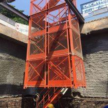 供应全国各地安全爬梯加工安全爬梯批发河北通达生产厂家