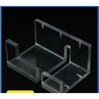 柒玐玖厂家供应 茶色透明PC板折弯 pc塑料板打孔 切割 雕刻透明PC板二次加工