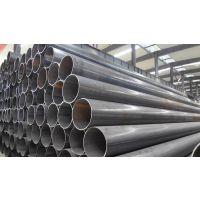 河北沧州润诚管道生产直缝钢管,材质Q235B