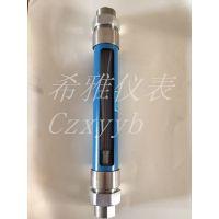 G20-15F型引进型玻璃转子流量计管螺纹连接 普通型 防腐型