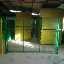 车间隔离栅 方便安装的防护网 隔离防护网