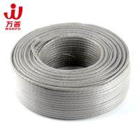 万普国标 纯无氧铜超五类网线8芯305米整箱网线宽带双绞线 工厂直销