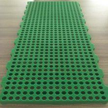 塑料羊粪板厂家 羊用漏粪板定制 养羊漏缝地板
