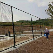 球场钢丝围网 网球场的围网 幼儿园围栏