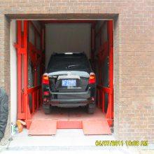 坦诺重庆汽车举升机供应/地下停车场升降机定制厂家