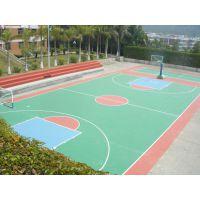 济南硅pu篮球场施工厂家硅pu篮球场施工工艺