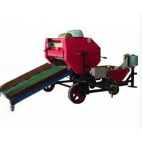圣鸿机械智能型玉米秸秆青贮打捆包膜机详细介绍
