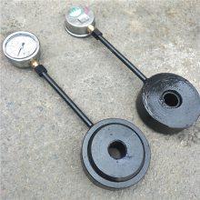 煤矿井下金属锚杆锚索轴向涨拉力的检测机,山东鑫隆20T锚索测力计