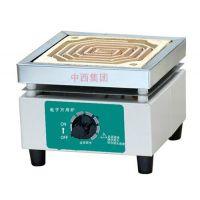 中西 实验电炉系列 电子调温万用电炉 单联 1kw 型号:M367505-DL-1库号M367505