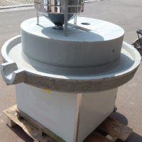 中小型餐饮专用电动石磨机 瑞诚牌电动石磨磨浆机
