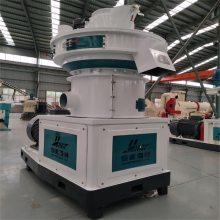 安徽泗县锯末颗粒机 秸秆颗粒机 时产2吨造粒生产线厂家价格