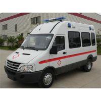 依维柯宝迪37柴油版国五转运型救护车价格