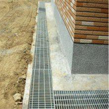 热镀锌沟盖板价格 排水网格栅 焊接钢格板