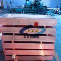 进口T1紫铜板 日本三宝C1100薄紫铜板 C1020无氧铜板