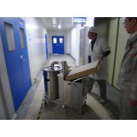 威德尔大功率吸尘器WX80/40三相电工业吸尘器