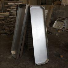 金聚进 厂家直销不锈钢方形排水沟井盖 定制工程用雨水箅子隐形井盖