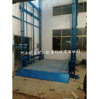 生产销售揽天公司2T-5m车间用货梯,仓储用升降货梯,升降平台