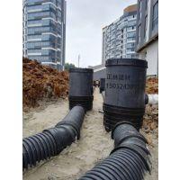 南通塑料井 塑料窨井盖 污水井 正林建材