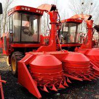 玉米青储机 牧草青贮收获机 玉米秸秆青储机