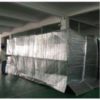 深圳厂家供应食品隔热托盘罩 铝箔隔热包装 集装箱衬袋纸箱内衬