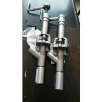不锈钢管线式一体柱塞取样阀SP-05-1-B