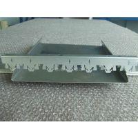 加油站S型防风条形铝扣板 铝条扣板多少钱一平方