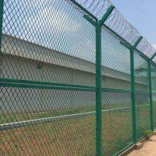 孝感工厂安全围网工厂特卖-1.8*3米成套框架护栏网工程施工案例