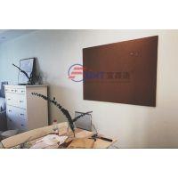 从化留言墙面软木料O上海照片木框软木板O软木板宣传栏