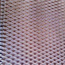 菱形钢板网 钢板网重量 公路隔离网