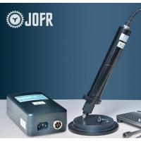 信号控制高精度JF-03F铝壳无刷机用电动螺丝刀深圳JOFR坚丰
