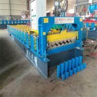 地鑫定制横挂搭接墙板35-125-750横挂板生产设备