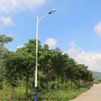 茂名企业投光灯供货 道路灯自弯管口径 LED灯杆耗电情况