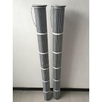 2米防静电除尘滤芯 两米高静电无纺布折叠布袋式滤芯