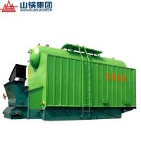 山口牌DZL4-1.25-AII燃煤水管蒸汽锅炉