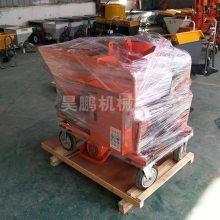 解析进口设备石膏喷涂机各方面的优势