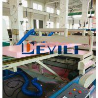 供应德意利SFBZ-100/120型XPS挤塑板生产线 青岛CO2保温板设备