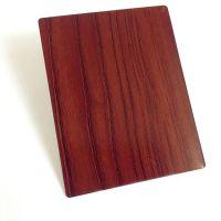 不锈钢转印木纹板-2