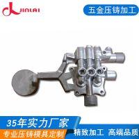 长期现货供应标准高压铸造锌合金压铸配件 铝合金压铸件可来图来样定制加工