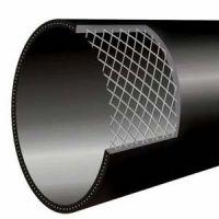 供甘肃张掖钢丝网骨架塑料复合管和武威HDPE双壁波纹管