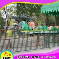 主题公园儿童游乐设备商丘童星青虫滑车专业的厂房生产安全可靠