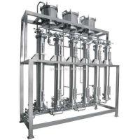 供应亿德利全新工业用CX系列不锈钢层析柱(树脂柱/吸附/分离)